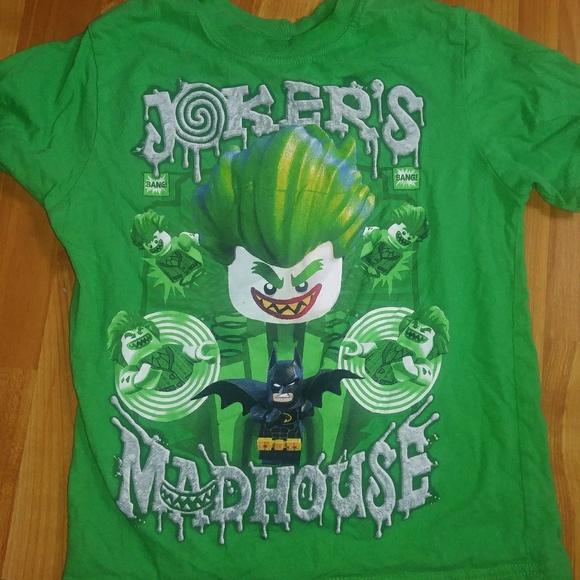 Lego Other - Boys Joker shirt size 7/8